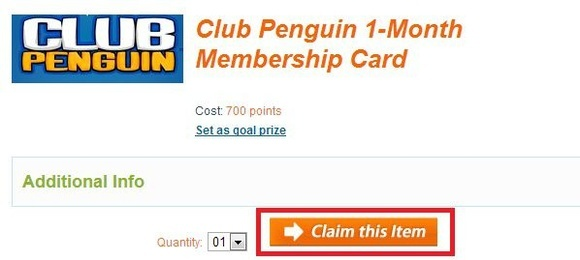 Claim Your Club Penguin Free Membership Get Anything For