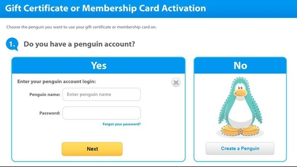 Claim Your Club Penguin Free Membership - Get Anything For Free