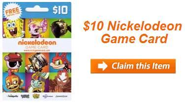 free-nickelodeon-game-card