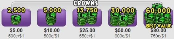 wizard101-crowns
